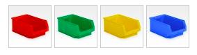 LF532 plastic storage containers